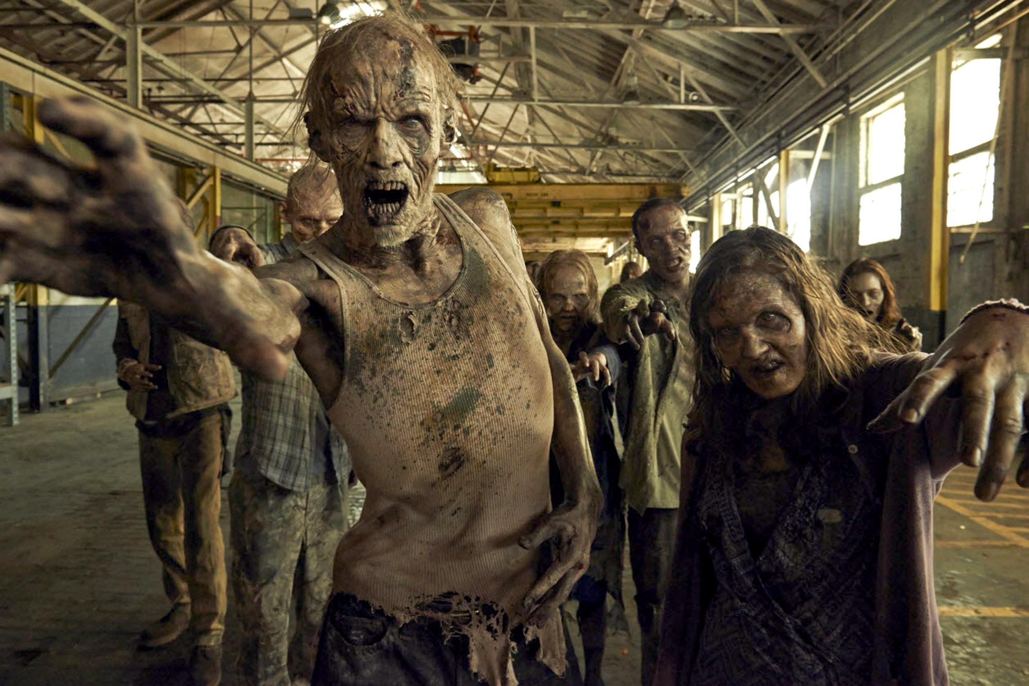 Как подготовить к зомби-апокалипсису