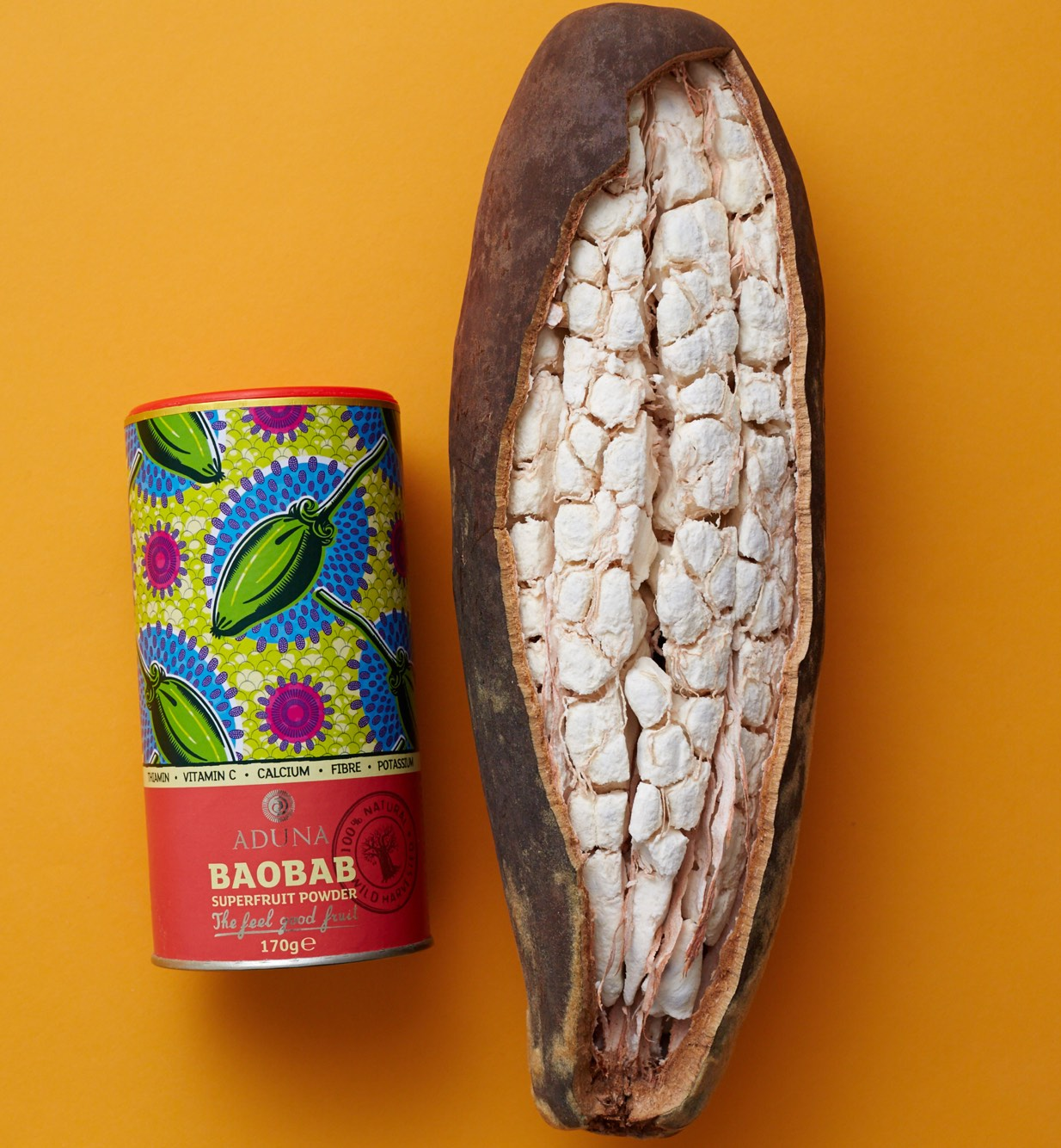 Баобаб – антиоксидант со вкусом щербета