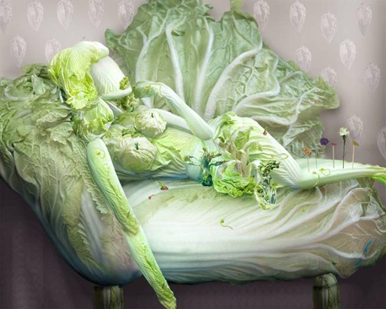 Ju Duoqi, Cabbage
