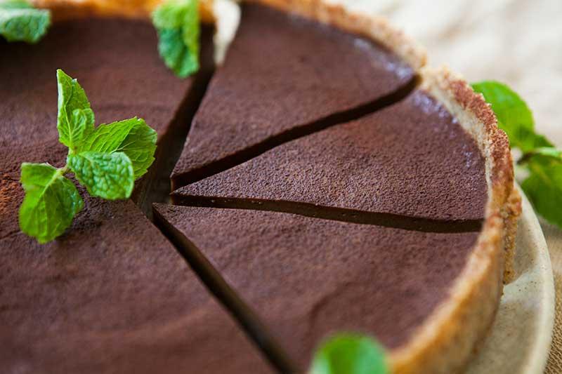 рецепт шоколадного торта