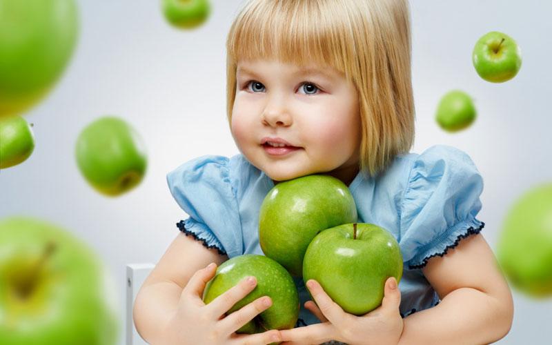 Сколько фруктов можно ребенку?