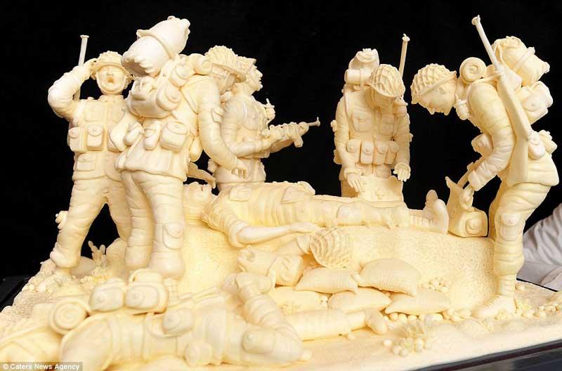 Масляная скульптура Випулы Артхуколары