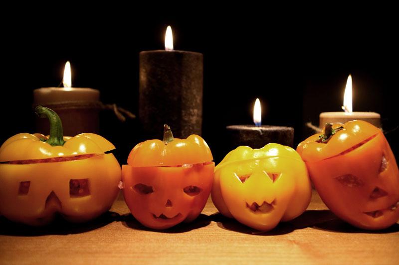 кето рецепты на Хэллоуин