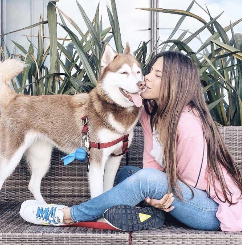 Хотите сохранить здоровье и молодость кожи – целуйте младенцев и собак