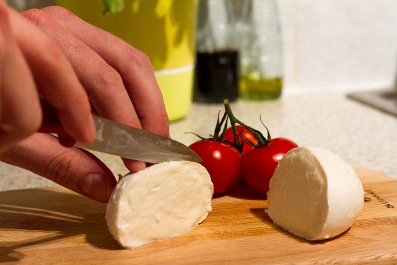 кето бутерброд с сыром