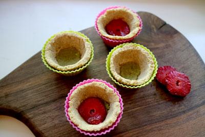 pistachio-tarts