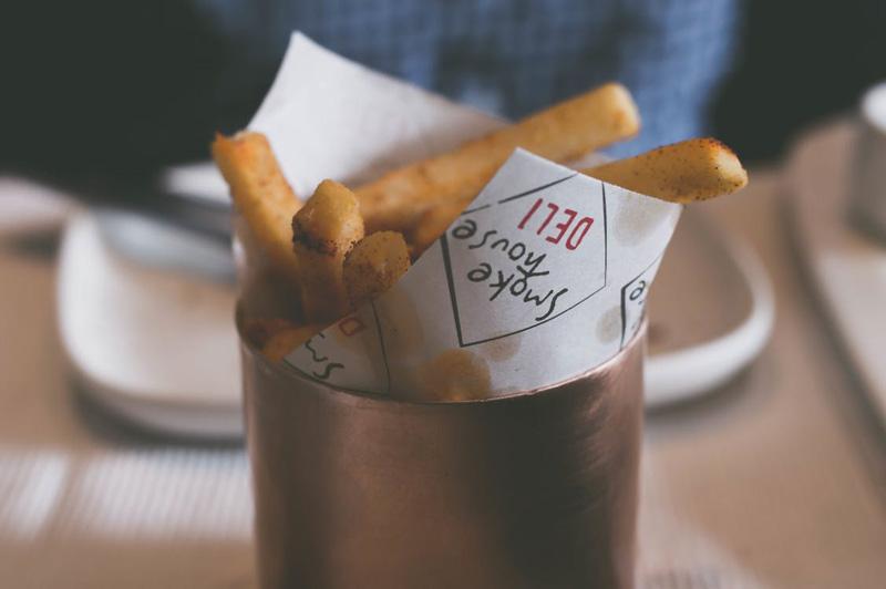 "LCHF ""картошка-фри"""
