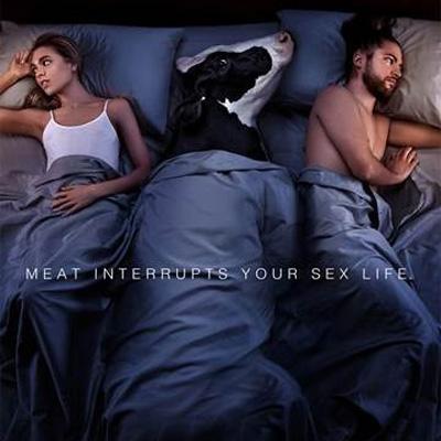 Мясо мешает вашей сексуальной жизни?