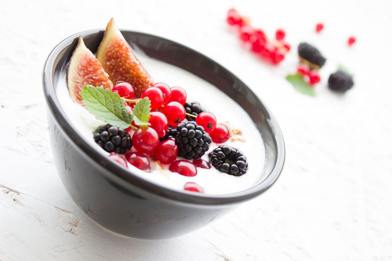Самый простой и быстрый кето-десерт: крем-маскарпоне