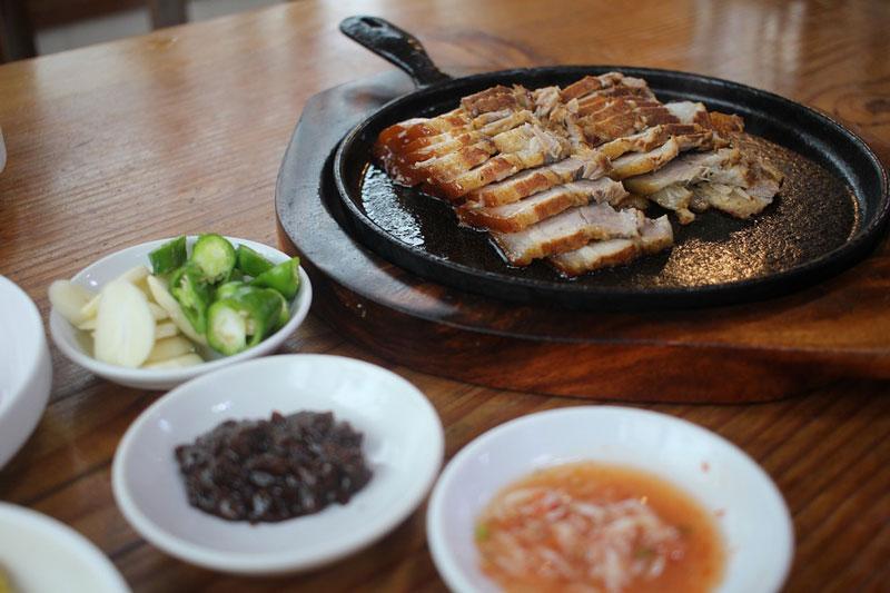 LCHF по-корейски: самгёпсаль