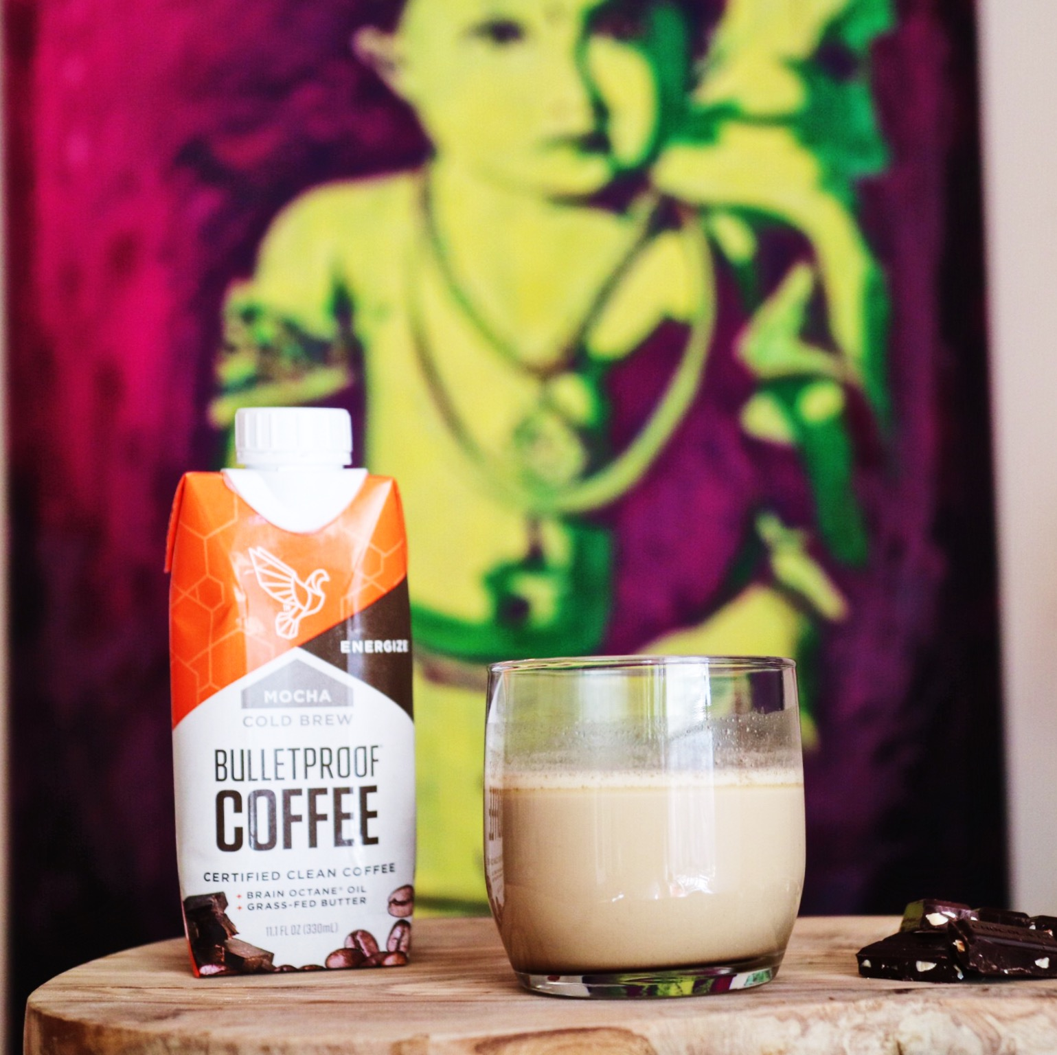 #Cilantroпроверено: Bulletproof coffee