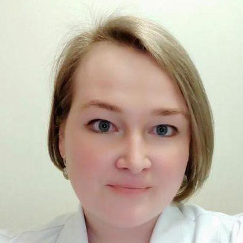Мария Пилюгина