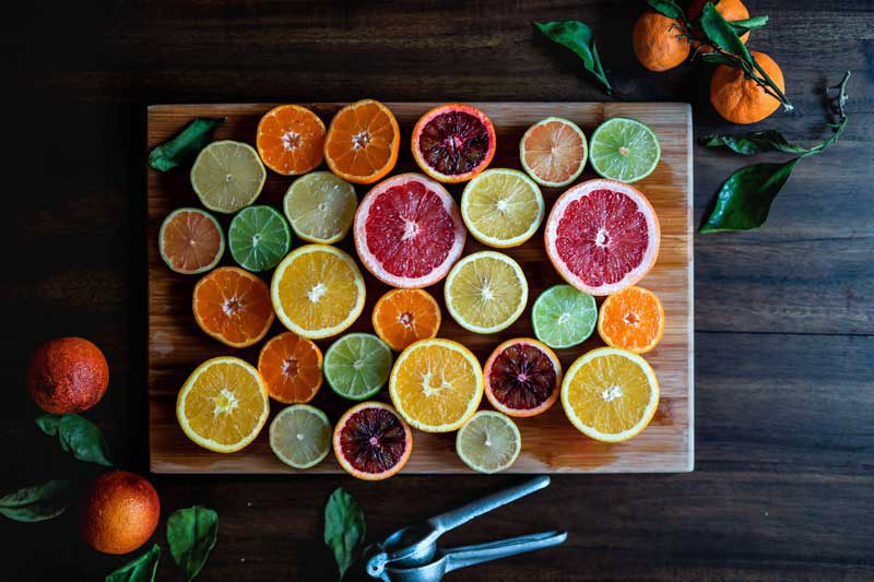 апельсины на кето