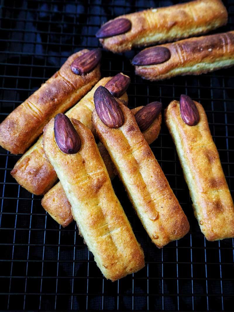 Кето-хэллоуин: ведьмины пальцы