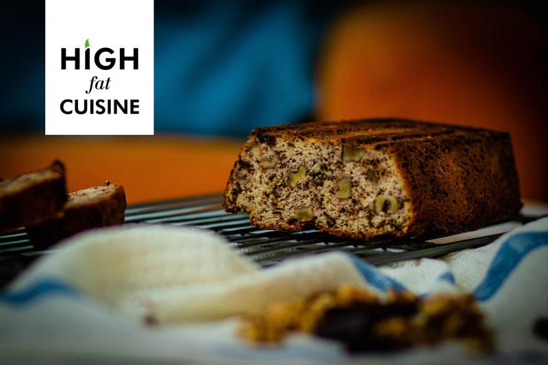 Шоколадный хлеб с рикоттой