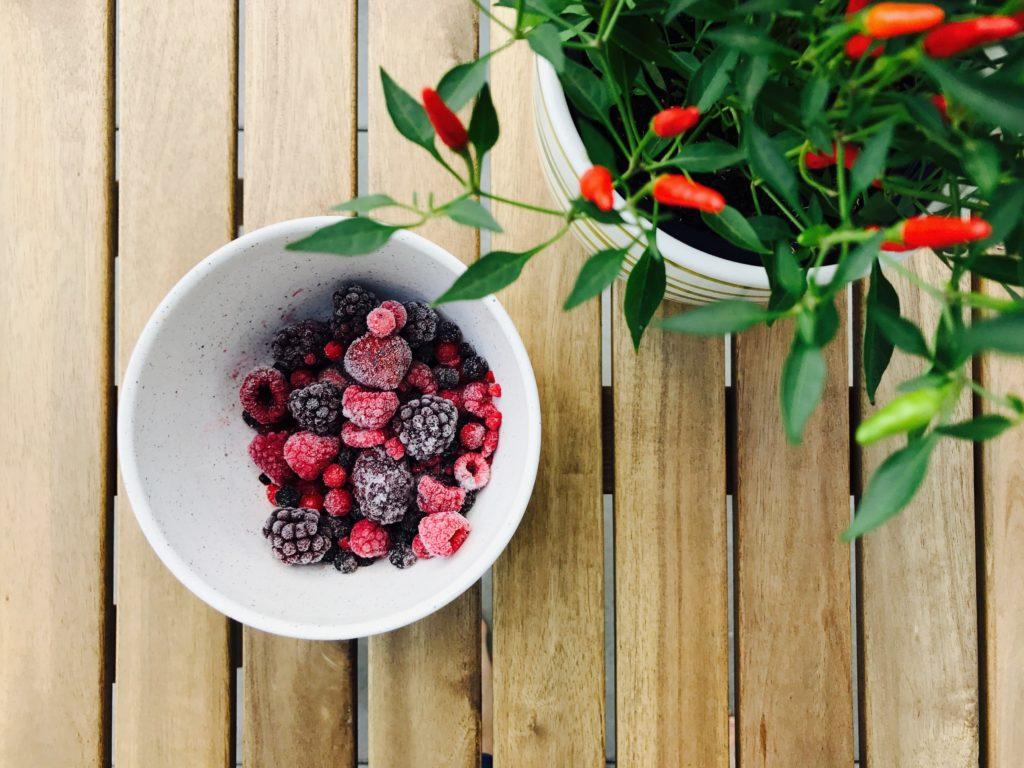 фрукты на кето диете