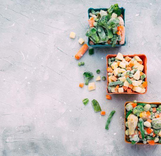 овощи на кето диете
