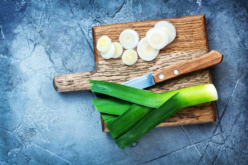 Можно ли лук на кето диете: лук-порей