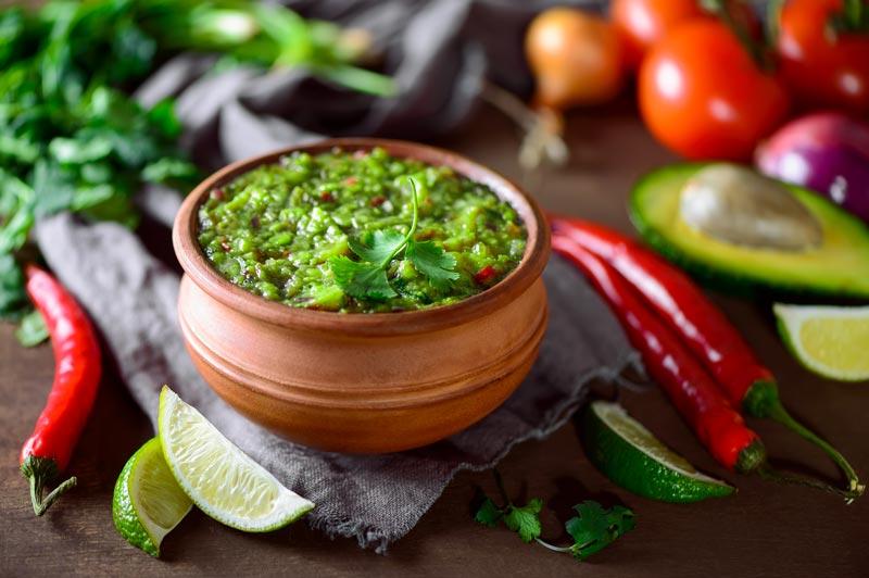 рецепт гуакамоле