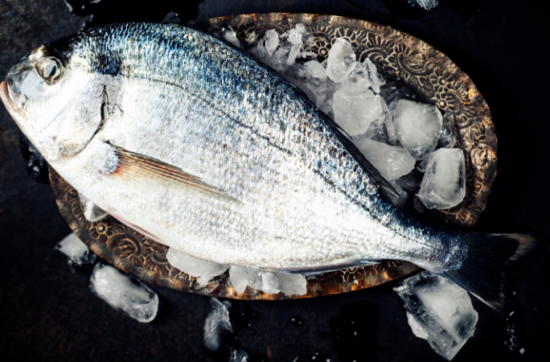 как разморозить рыбу