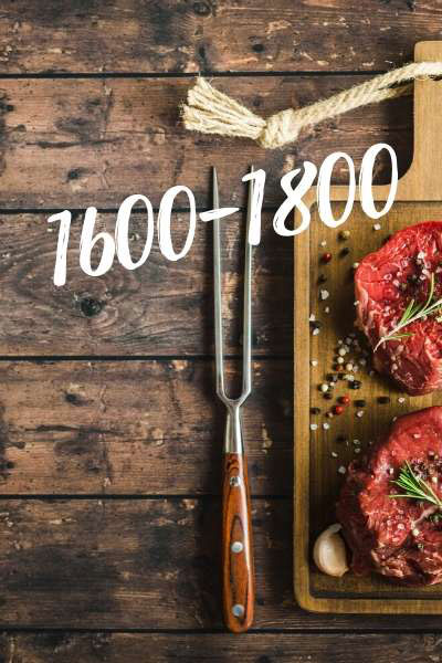 1600-1800