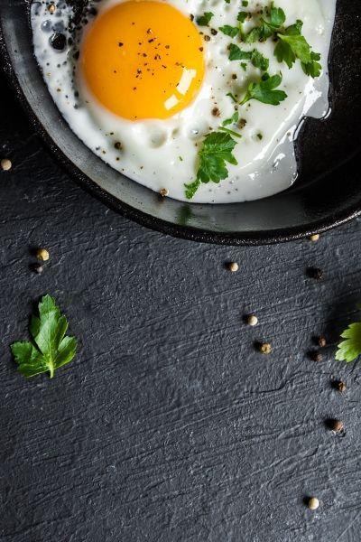 Зеленая публикация в Instagram с рыбным блюдом, копия, копия