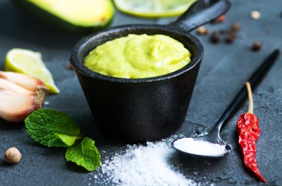 авокадо соус