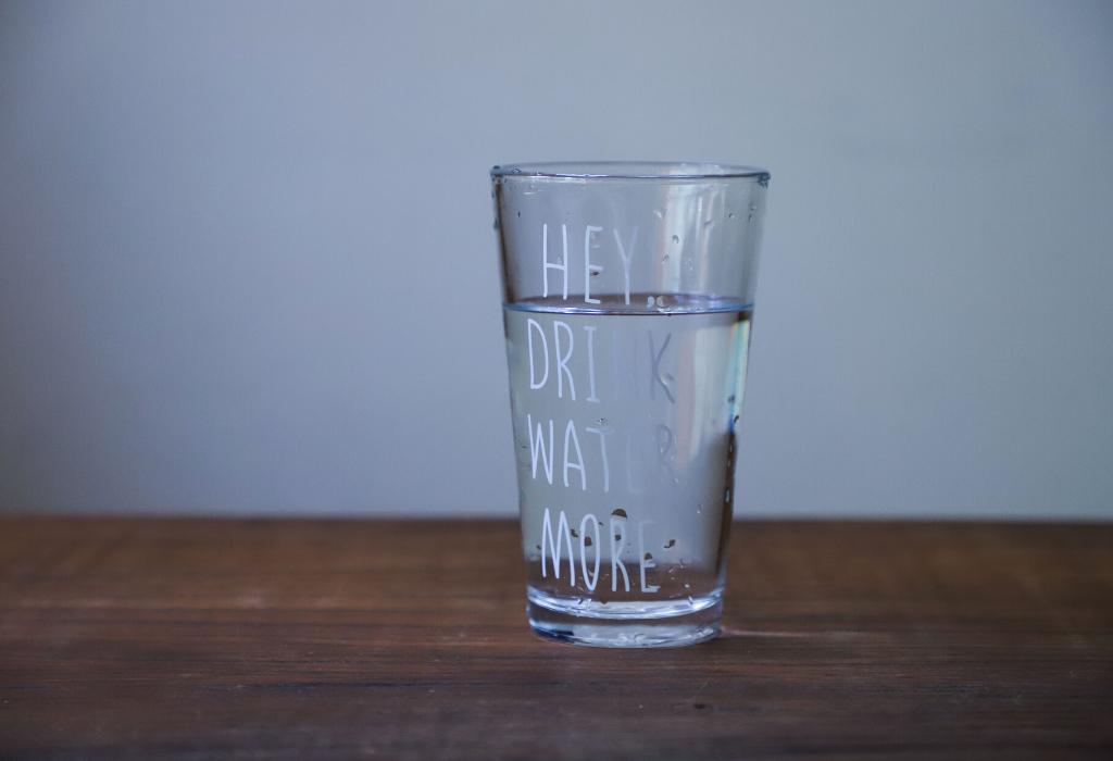 вода на кето диете