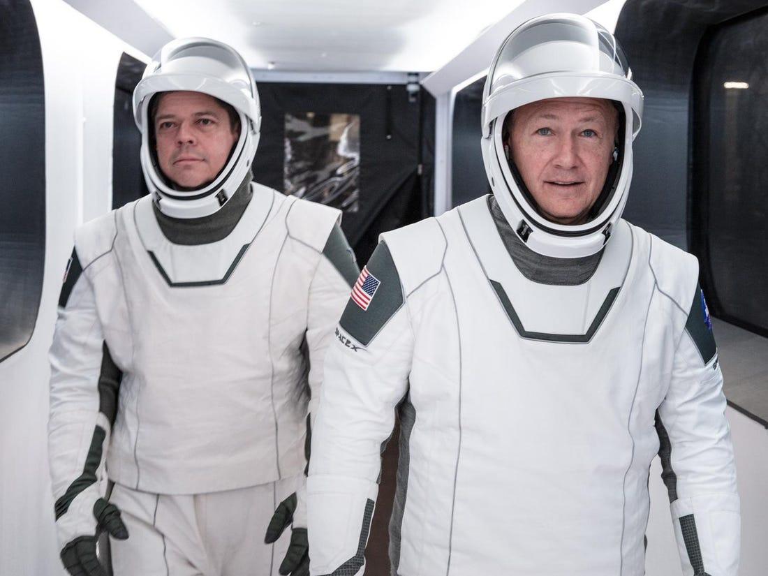 еда в космосе