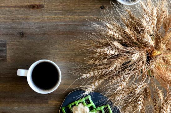 Кето вафли: беспроигрышный рецепт со шпинатом