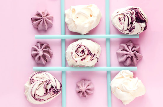 Безе: кето рецепт знаменитого десерта