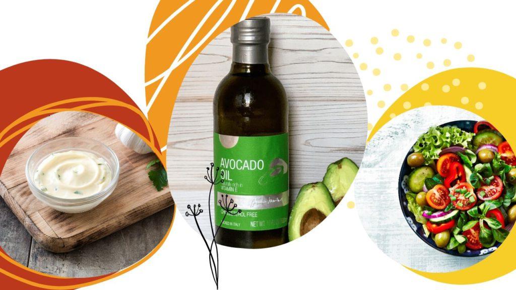 масло авокадо Украина