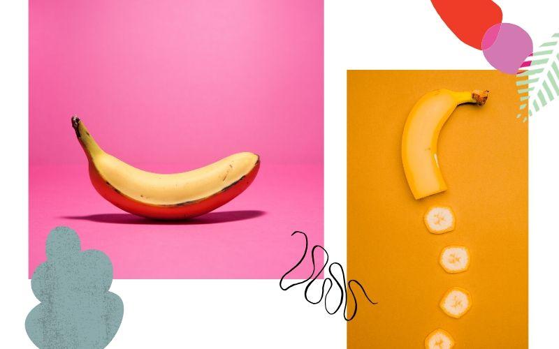 банан перед сдачей крови