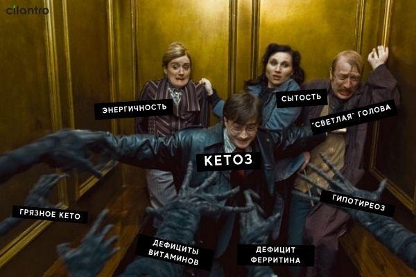 кетоз