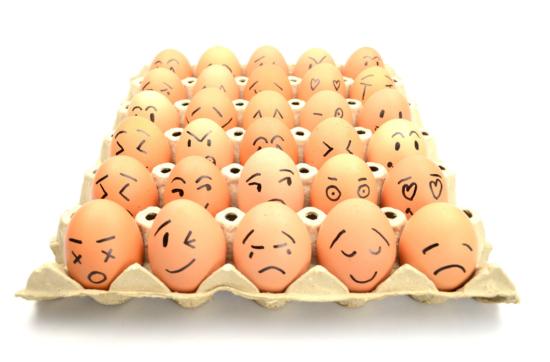 Что можно приготовить если остались белки от яиц?