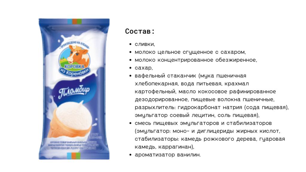 Путин мороженое