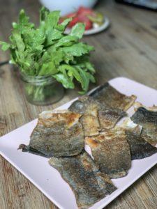 чипсы из рыбы